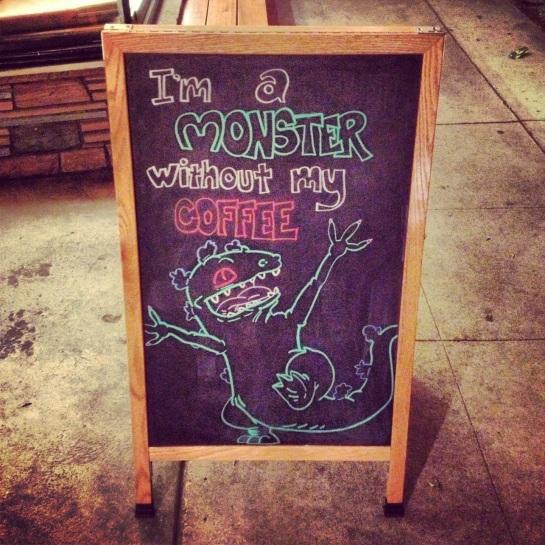 CoffeeMonster