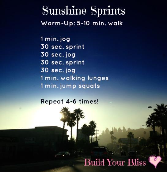 SunshineSprints